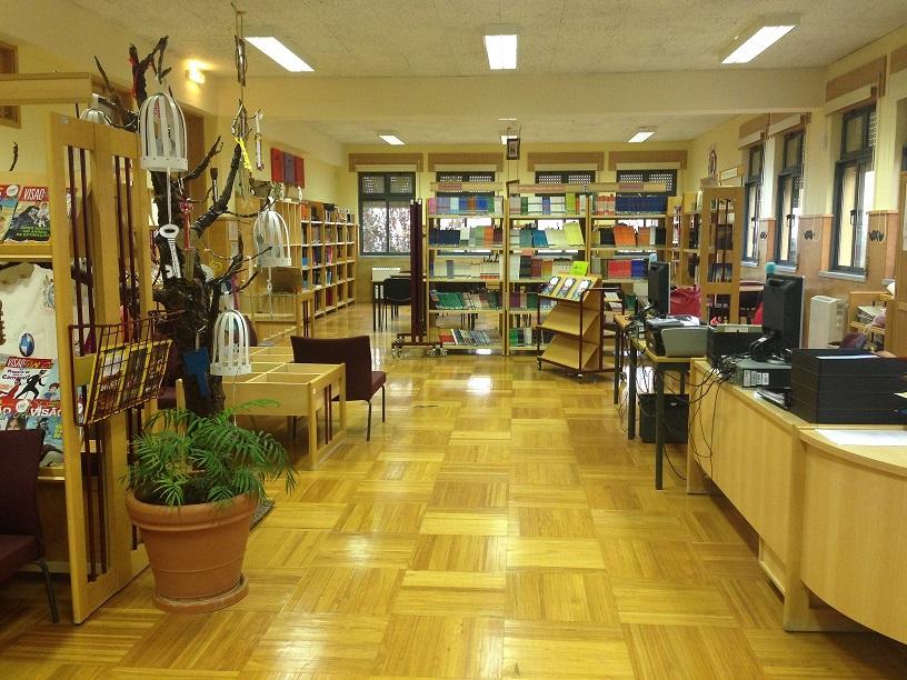 RBE / Bibliotecas / Mapa / Escola Básica de Abação, Guimarães